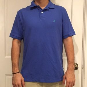 Nautica True Deck Shirt (Size: M)